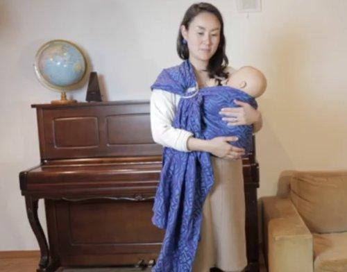 他の写真1: (終了しました)5月11日  妊娠中、新生児からのだっこにリングスリングの使い方ワークショップ