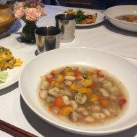 11月21日 こどもとくらすことのアトリエ ランチ会 「柿の木定食」
